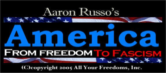 Freedom to Fascism